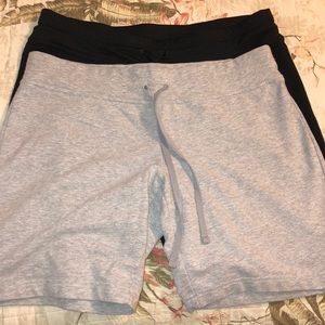 Lot of two shorts Sz 12-14